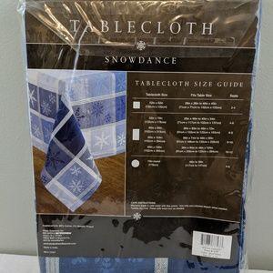 Winter Tablecloth ❄️